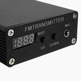 5W Stereo Digital FM Transmitter FM Radio Zender Mini FM Radio Station_