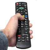 Universele vervangende afstandsbediening voor Panasonic TV_