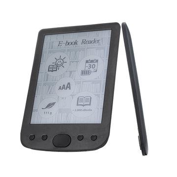 BK-6025L 6 Inch 800 * 600 E-Paper Reader Elektronische Papier Boek Reader Eink Inkt Scherm eBook Reader 512 M + 8G