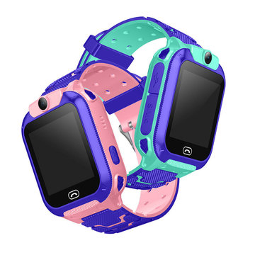 Anti-verloren Smart Watch GPS Tracker SOS Call GSM SIM Xmas Gifts For Child Kids