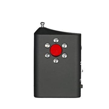 Multifunctioneel Full-range RF Draadloos Signaal Radiodetector Camera Auto-detectie Tracer Zoeker 1MHz-6.5GHz bereik Instelbare gevoeligheid