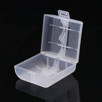 Palo 2 Slot CD-formaat Batterij Opslag Organisatie Case Box Houder
