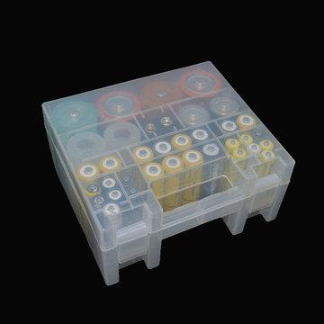 Powerlion PL-003 AA AAA batterijopslag beschermhoes