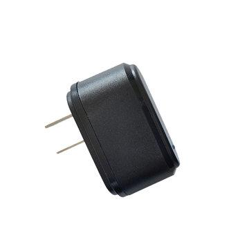 USB 5V 1A 500mA Dual IC-bescherming Mobiele telefoon oplader Kleine luidspreker oplader Elektronische reislader US Plug