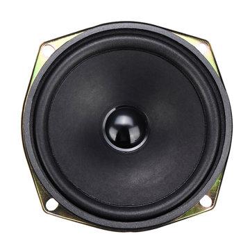 4.5 Inch 10W 8Ω DIY Bass Horn Stereo Subwoofer Luidspreker Luidspreker Home Party Decor
