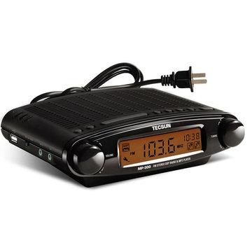 Tecsun MP-300 FM Stereo DSP Klok ATS Radio Ondersteuning Telefoon USB opladen