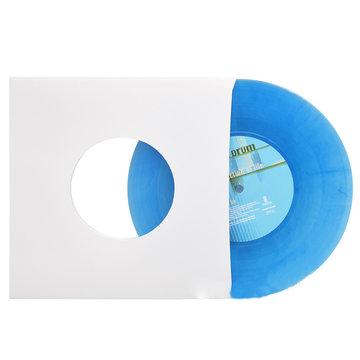 20 stks 7 inch kraftpapier vinyl disc dikke papieren zakken antistatische bescherming tas voor lp draaitafel vinyl record interne tas