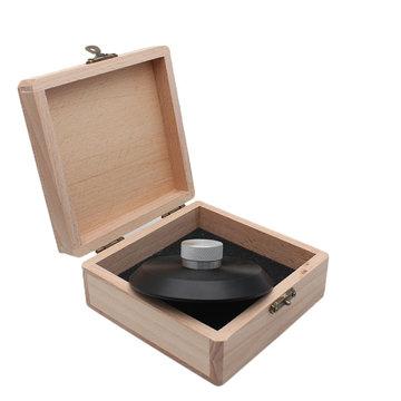 Draaischijf Gewicht Disc Rubber Record Rotary Stabilizer Klem Vibratie Gebalanceerd voor LP-draaitafel
