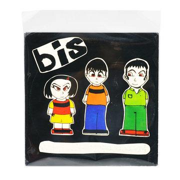 10 Inch Black Gel Recording beschermende hoes Zelfklevende tas Beschermende tas CD Opbergtas Transparant 10 Draad