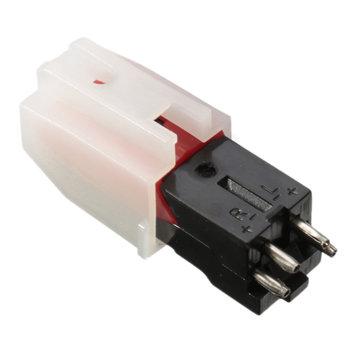 Magnetische cartridge Stylus met LP-vinylnaald voor fonograaf Platenspeler Grammofoonplaatstift