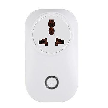 AC110-240V 10A IND Standaard slimme contactdoos met Amazon Alexa Voice Control WiFi Smart Socket voor Zuid-Afrika India