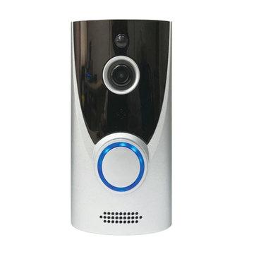 LK-DB06 1080P Draadloze Smart Wifi Videodeurbel Camera Intercom Telefoon Deurbel Alarm