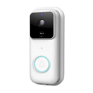 ANYTEK B60 Smart Deurbel Camera 1080 Hd Draadloze Wifi Deurbel Two Way Audio Intercom Ip Deurbel Home Security App Controle