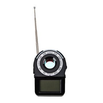 CC-309 LED Mini Full Band Detector Bug Detection Anti-verborgen Camera Wireless Signal Detector