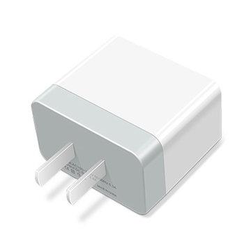 Universeel 5V 2.4A dubbele USB-oplader Adapter Snel opladen LCD-scherm voor mobiele telefoon