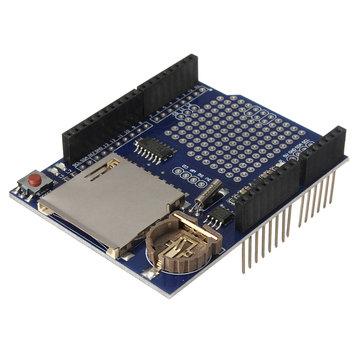 Logboekrecorder DataLog Shield datalogger-module voor UNO SD-kaart