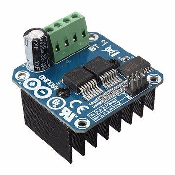 Halfgeleider BTS7960B 5V 43A H-bridge motor driver module voor