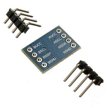 I2C IIC Level Conversion Module Sensor 5V / 3V Geekcreit voor Arduino - producten die werken met officiële Arduino-boards