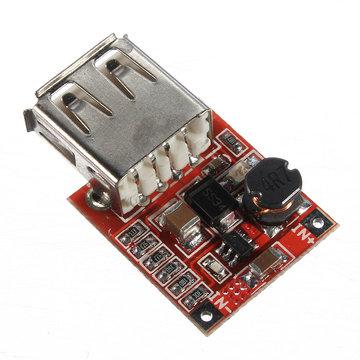 3V tot 5V 1A USB-lader DC-DC-omzetter Step Up Boost-module voor telefoon MP3 MP4