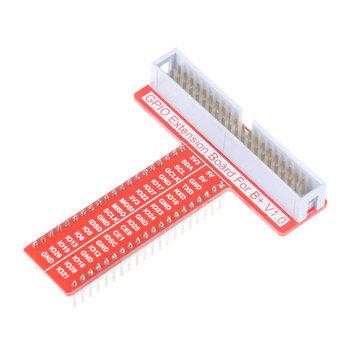 5Pcs 40Pin T Type GPIO Uitbreidingsplaat voor adapter voor Raspberry Pi 3/2 Model B/B+/A+ / Zero