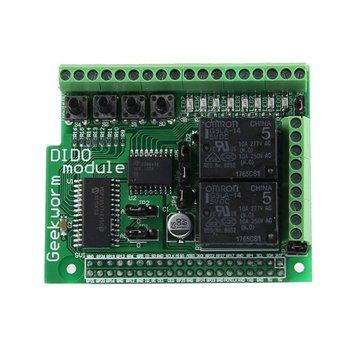 Digital Input Digital Output Boad Compatibel Met PIFACE DIGITAL 2 Voor Raspberry Pi