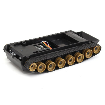 Smart Robot Tank Chassis Tracking Car DIY Kit