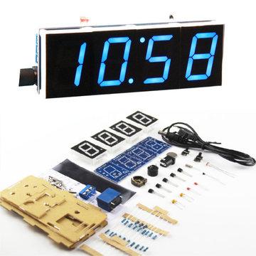Geekcreit DIY digitale klokkit Lichtregeling Industriële besturing 1 inch LED elektronische set