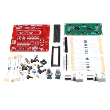 Originele Hiland DDS Functie Signal Generator Module DIY Kit Pulse Sine Wave