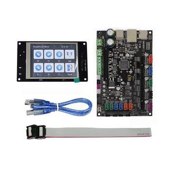MKS-SBASE V1.3 moederbord besturingskaart + 3,2 inch MKS-TFT32 kleuren LCD-aanraakscherm voor 3D-printer
