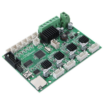Creality 3D® CR-10 12V 3D-printer Mainboard Control Panel Met USB-poort en Power Chip