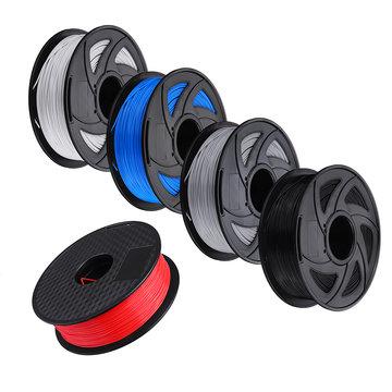 BIGTREETECH Grijs / Zwart / Wit / Blauw / Rood 1 KG / rol 1,75 mm PLA Filament voor RepRap 3D-printer
