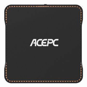 ACEPC AK3V Intel J3455 6 GB RAM 64GB EMMC ROM 5G WIFI bluetooth 4.0 Mini-pc Ondersteuning Windows 10