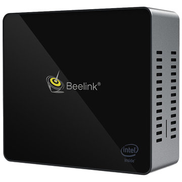 Beelink J45 Intel Apollo Lake Pentium J4205 8 GB LPDDR4 128 GB EMMC 1000M LAN 5G WIFI bluetooth 4.0 Mini PC Ondersteuning Windows 10