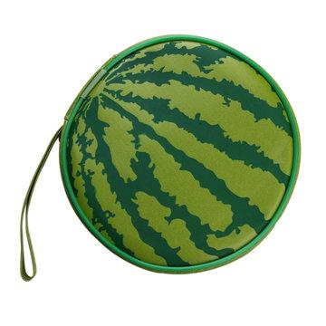 Watermelon Design 24 Disc CD DVD Draagtas Portemonnee Opslag Houder Tas