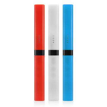 Rood / wit / blauw 5V / 2A 1,75 mm 0,7 mm mondstuk met lage temperatuur 3D-drukpen voor kinderen