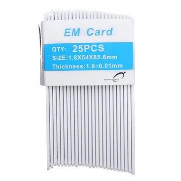 25Pcs MANGO 125Khz PVC-deurbediening Toegangskaart EM / ID-kaart