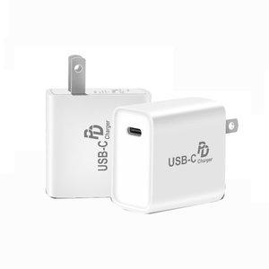 18W PD snellader Wandlader USB Type C Stroomadapter voor iPhoneXS max XR X 8plus mobiele telefoon