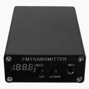 5W Stereo Digital FM Transmitter FM Radio Zender Mini FM Radio Station